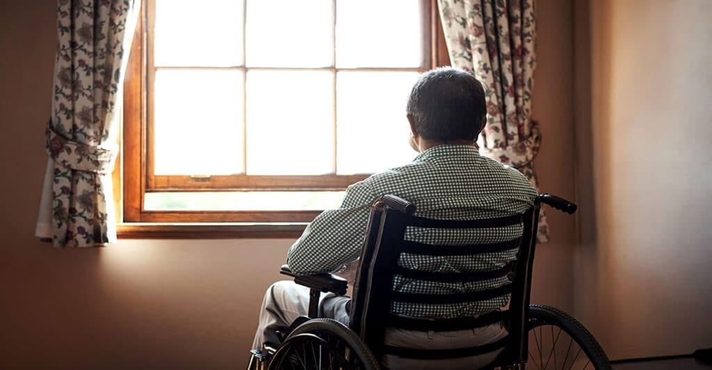 انزوا در سالمندان
