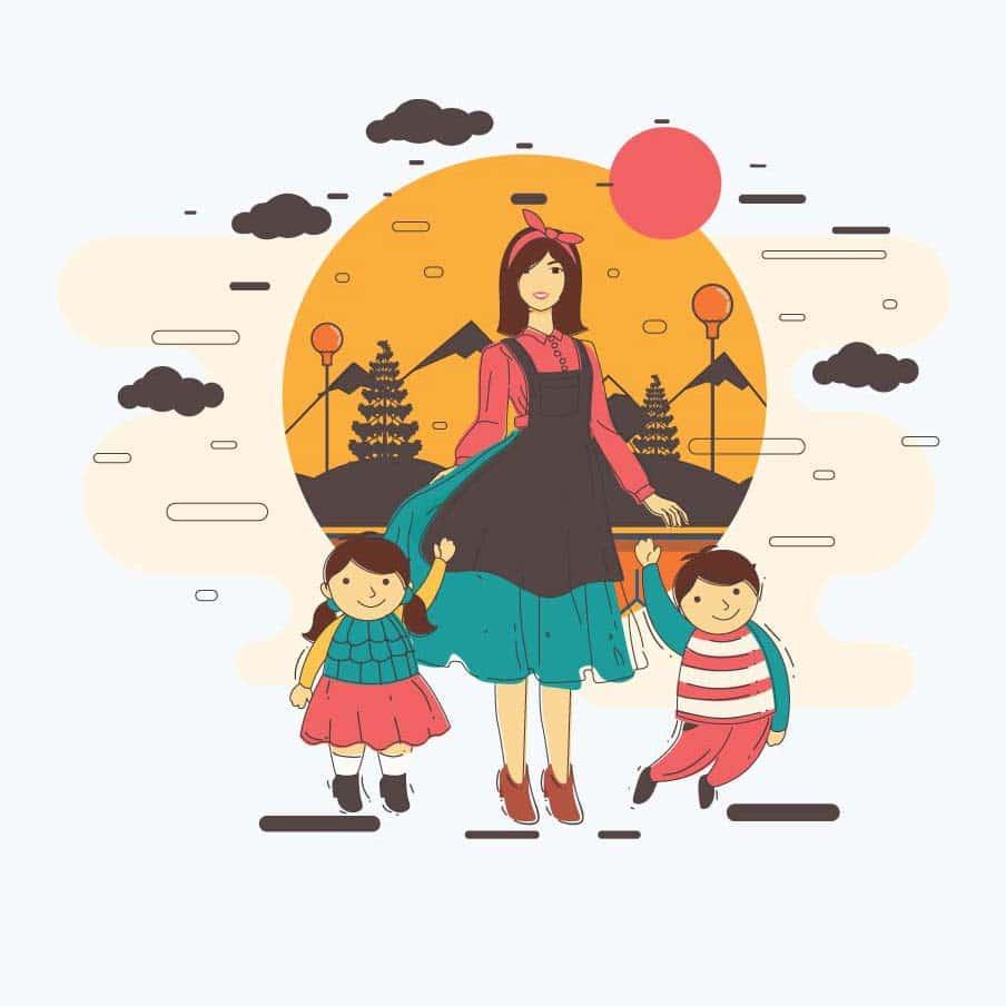استخدام پرستار کودک در منزل تهران