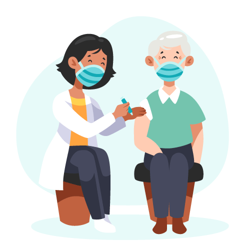 تزریقات سالمند در منزل