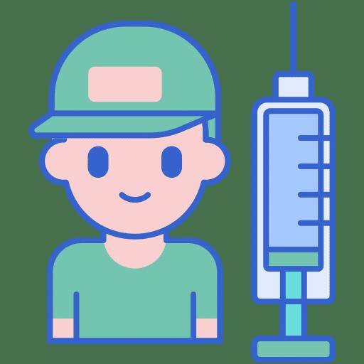 تزریقات کودکان در منزل